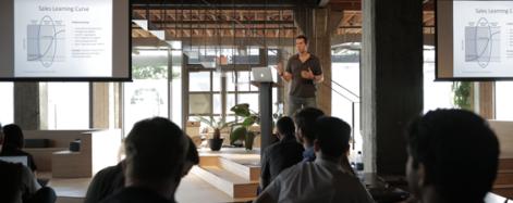 Dave Hersh on Entrepreneurial Startup
