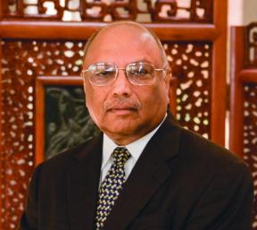 Late Professor C.K. Prahlahad