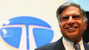 Chairman Emeritus Ratan Tata