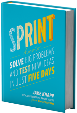 Google Ventures 5-Day Sprint